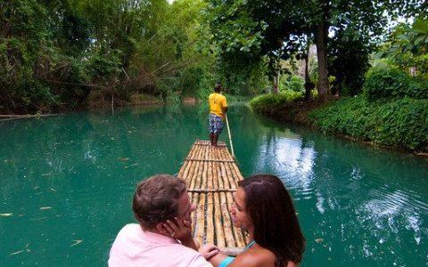 Rafting Couple 1