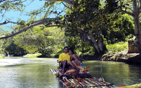 Rafting Couple 2