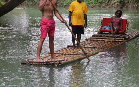 poling raft